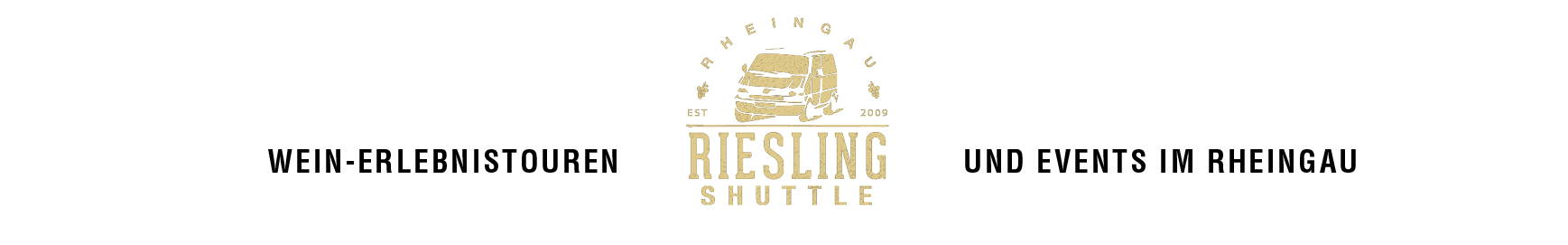 Riesling Shuttle Gold Weintouren Events pos