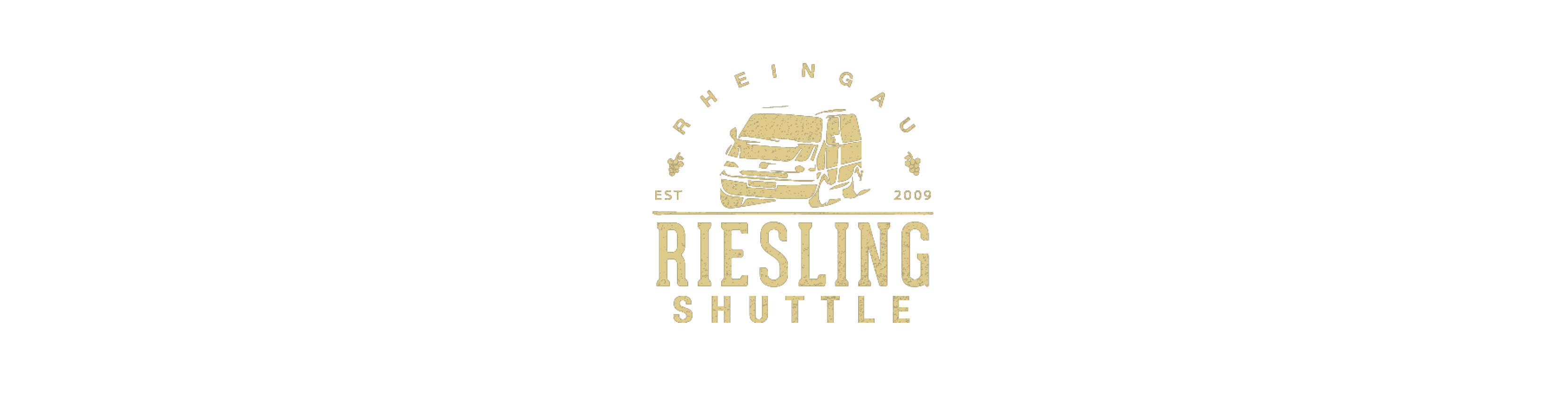 Riesling Shuttle Logo mit Events engl